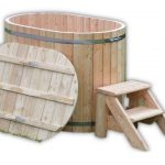 Badestamp i tre for 2 personer TimberIN