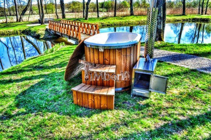 badestamp for 2 personer