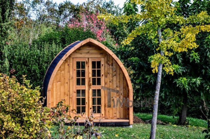 Igloo camping hus